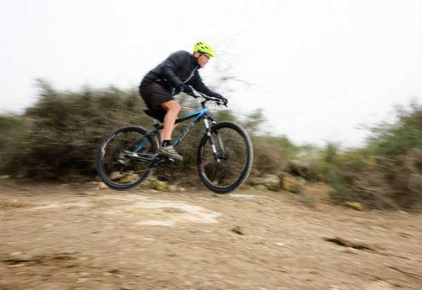 מבחן אופניים BH Expert 7.5. אופני כניסה לעולם אופני ההרים במחיר של 4,900 שקלים. צילום: תומר פדר