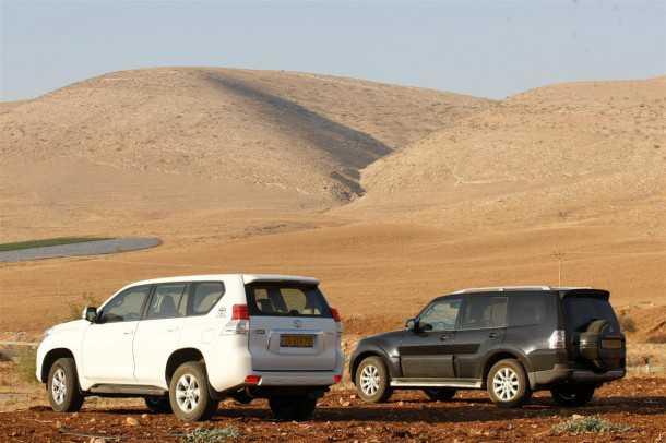 הרכב הגניב יותר יהיה לרוב המבוקש והנפוץ יותר - במקרה הזה מדובר ברכב הלבן. צילום: פז בר