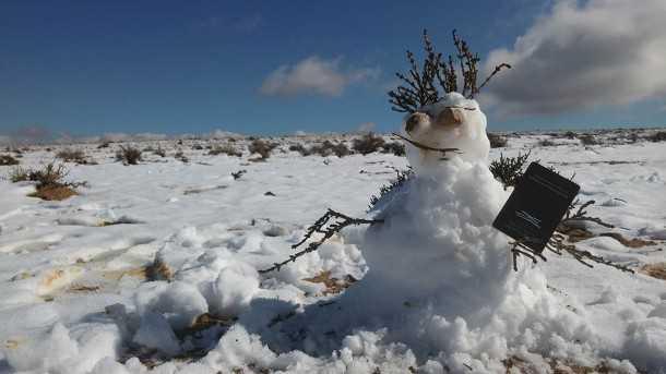 שלג בהרים ובמקומות הרגישים. עשו תכניות לאחרי השלג - זה כיף לא פחות ואף יותר מהשלג עצמו. צילום: רוני נאק