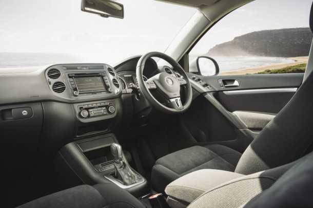 קרוב ל-10,000 שקלים הנחה לדגם היוצא של פולקסוואגן טיגואן. צילום: VW