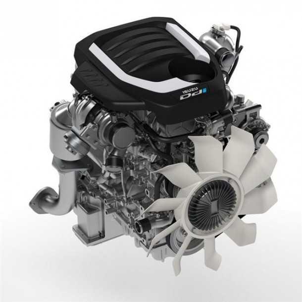 מגמת הקטנת נפחי המנועים מגיעה גם לאיסוזו. המנוע הזה - בנפח 1.9ל' יחליף ככל הנראה את ה-2.5 הנוכחי. אליו תצטרף תיבת הילוכים אוטומטית חדשה עם שישה יחסי העברה. צילום: איסוזו