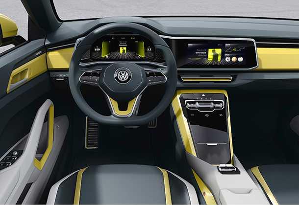 """פולקסווגן מציגה רכב פנאי שטח עם גג נפתח. השלב הבא באבולוציה גל רכבי הפנאי הקטנים. הפעם על בסיס פולקסווגן פולו. אבל גם """"אח"""" קטן לטיגואן למלא את החלל בנישה הלוהטת. צילום: VW"""