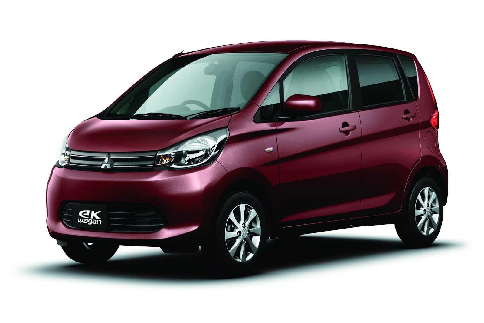 בכירי מיצובישי מודים שזייפו את נתוני זיהום האוויר בכ-6500 אלף כלי רכב. Mitsubishi ek wagon צילום: מיצובישי