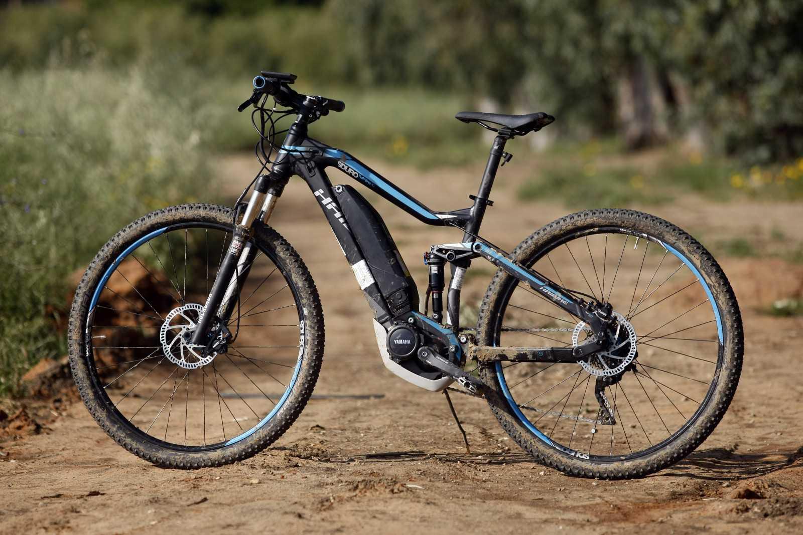 מבחן אופניים הייביק חשמליים לשטח. 19K ואתם שם. צילום: פז בר