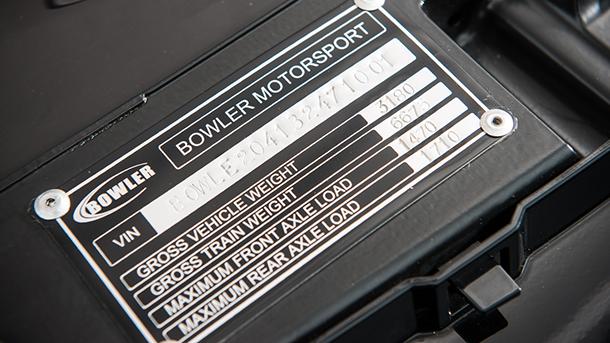באולר EXR-S מספר שלדה 001 יוצא למכירה פומבית. הזדמנות נדירה לרכב נדיר. צילום: SILVRSTONE