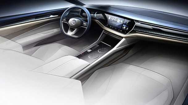 פולקסווגן T PRIME. גדול מטיגואן קטן מטוארג. צילום: VW