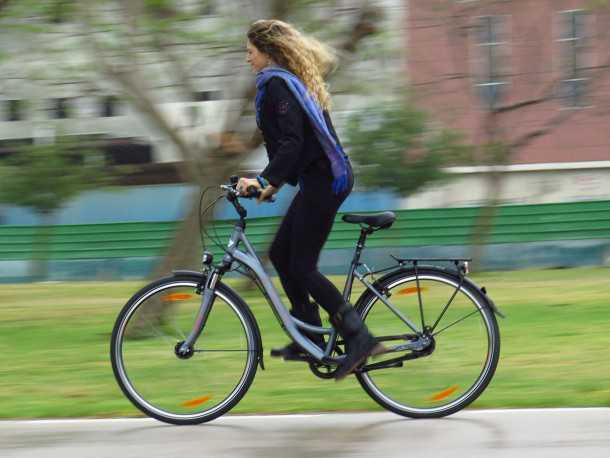 ברגמונט בלמי - מהירים מאד ועם יכולת תמרון מפתיעה - למרות המשקל. היינו רוצים מעצורים חזקים יותר. צילום: רוני נאק