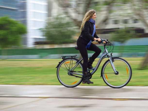 אופניים עירוניים של ברגמונט - לדווש עם סטייל בעיר. צילום: רוני נאק