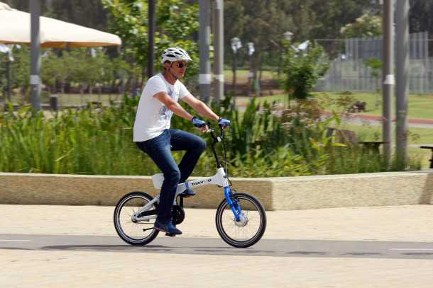 מבחן אופניים חשמליים דיאוולו. קונספט נהדר, עיצוב מינימאליסטי וביצועים טובים. המחיר מעט גבוה וממקם את האופניים האלו בנישה ייחודית. צילום: פז בר