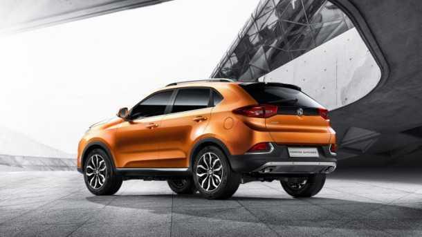 רכב פנאי שטח, או ג'יפון, ראשון מסין יגיע לישראל בסוף השנה. MG דגם GS עם מנוע 1.5 טורבו. צילום: MG