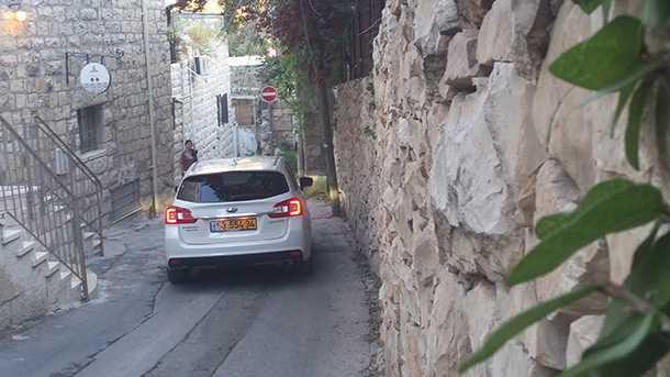 בייקמוביל סובארו לבורג - רכב נישה רב יכולת עם קמצוץ ווירדיות חביבה ותג מחיר בעייתי. צילום: רוני נאק