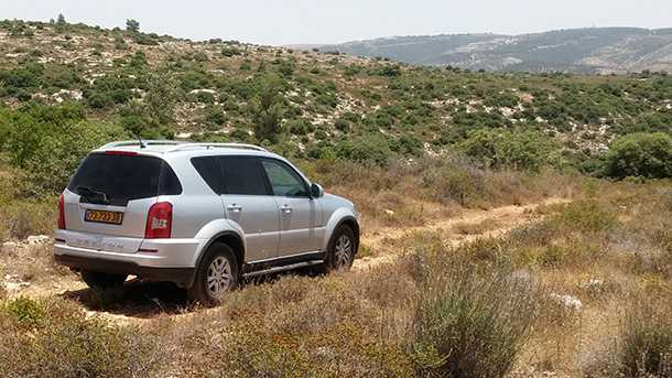 מבחן רכב סאנגיונג רקסטון 2.2. יותר כוח יותר דיאנמי ללא תוספת דלק או מחיר. פתרון מעניין למי שצריך רכב שטח עם 7 מושבים. צילום: רוני נאק