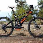 KTM MACINA Lycan מבחן אופניים מרתק למה שעשוי להיות הדבר הבא באופני הרים. צילום: תומר פדר