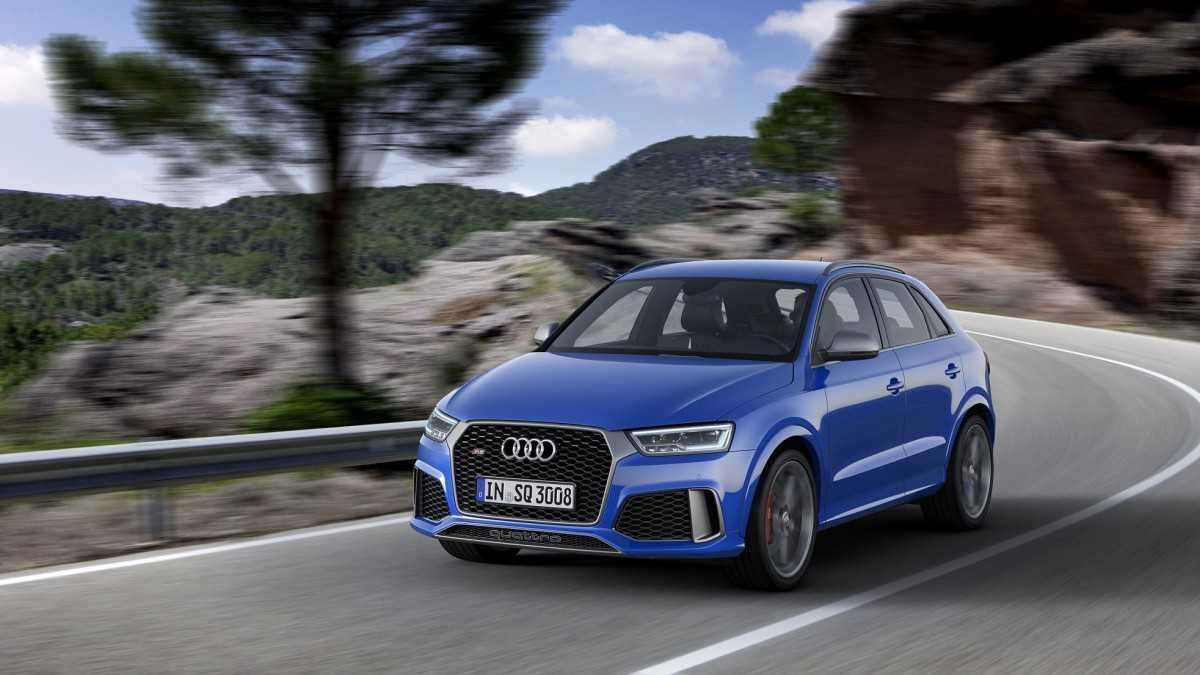 Audi RS Q3 performance עוד כוחות סוס, עוד מומנט ומראה מעט יותר אגרסיבי אה..ועוד כסף. צילום: אאודי