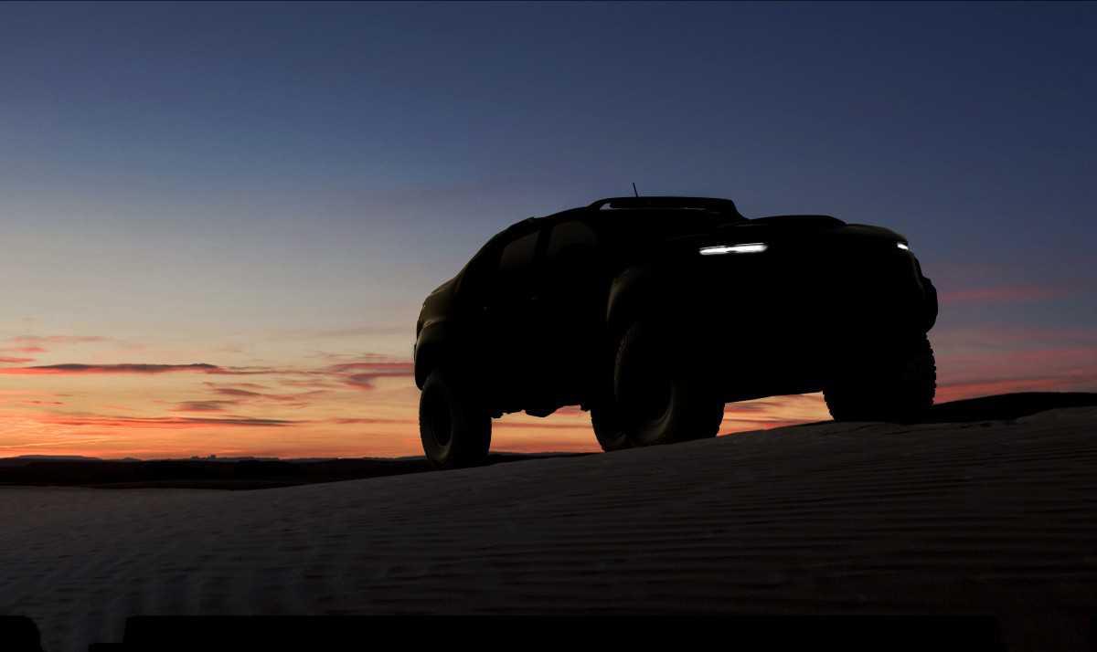 """ג'ינרל מוטורס וצבא רה""""ב יחשפו רכב טקטי המונע בתאי דלק בתחילת אוקטובר. צילום: GM"""