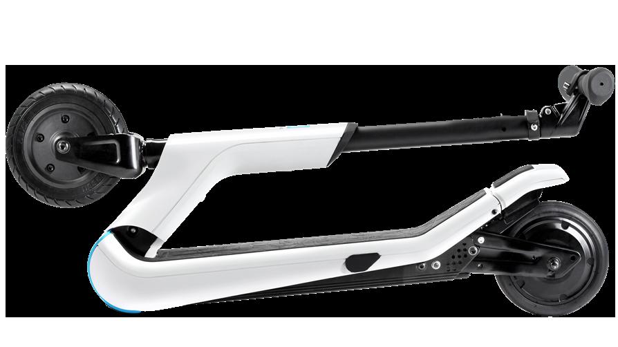 גלגינוע - קורקינט - חשמלי סיטיבאג. עיצוב מוצר מבריק ויכולת נאה בכלי תחבורה עירוני יעיל ושימושי. צילום: תומר פדר