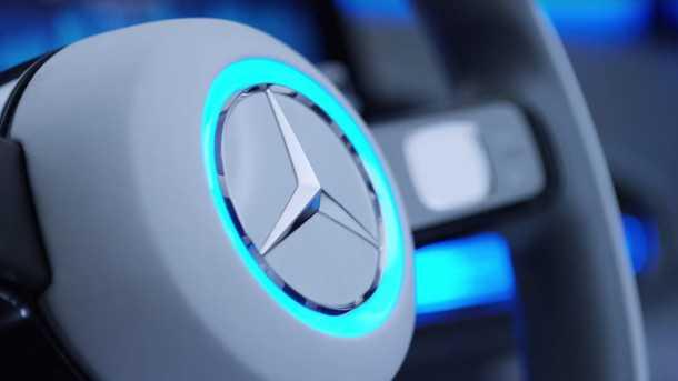 מרצדס מבטיחה שינוי עם קדימון - שלא לומר טיזר - לרכב פנאי כל חשמלי חדש. צילום: מרצדס