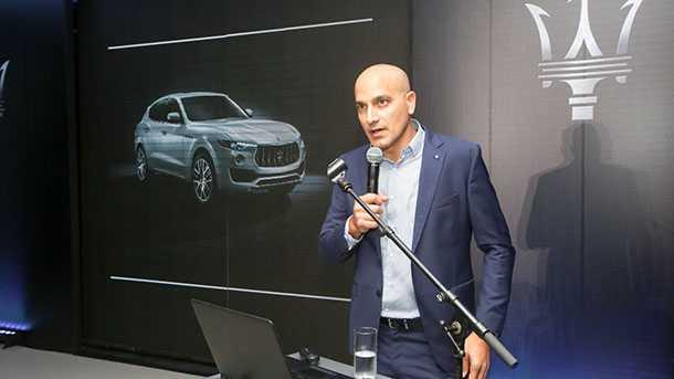 """דני איטליאנו - מנכ""""ל אוטואיטליה. התמחור אגרסיבי במטרה להציג נוכחות משמעותית יותר בשוק - גם במחיר שחיקת המותג. צילום: יח""""צ"""