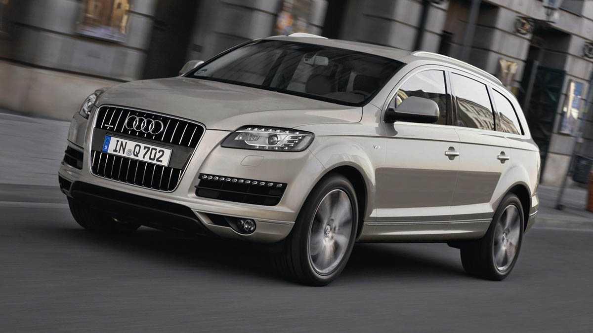 בעלי אאודי Q7 דיזל אמריקאים יקבלו פיצוי מ-VW בגין עגמת נפש וירידת ערך בעקבות פרשת דיזלגייט. צילום: אאודי