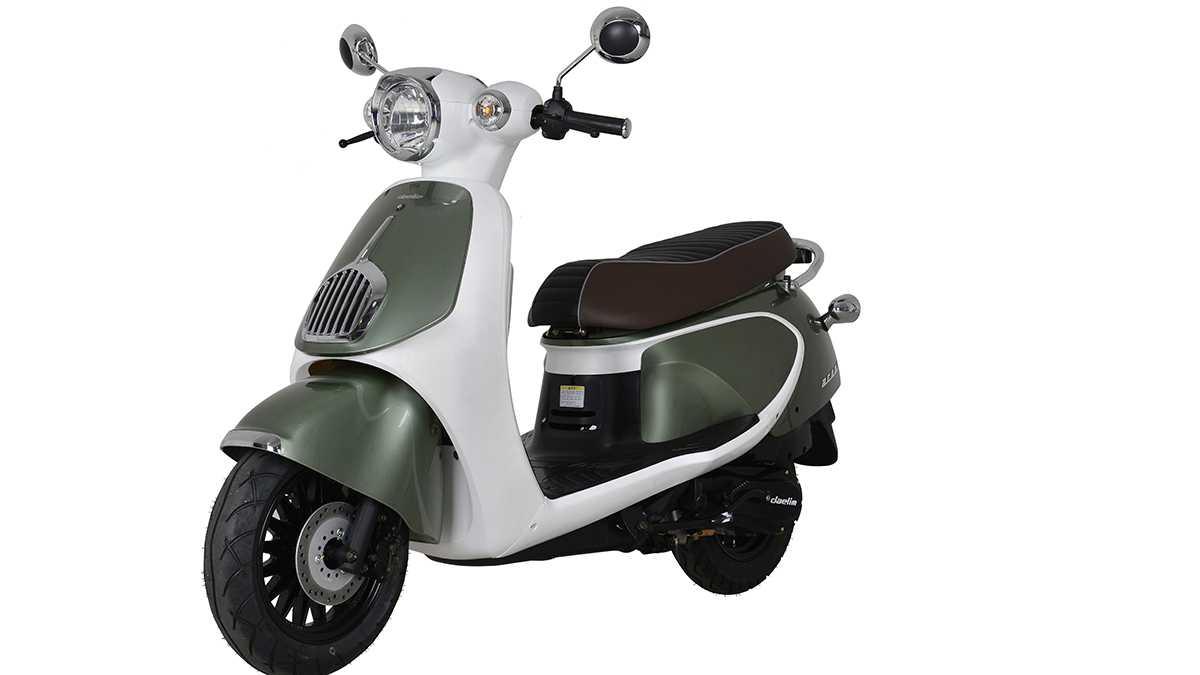 """דיאלים ארומה קטנוע 125 סמ""""ק במחיר של 9000 שקלים. צילום: דיאלים"""