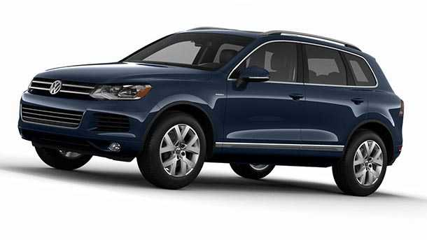 בעלי פולקסווגן טוארג דיזל אמריקאים יקבלו פיצוי מ-VW בשל עגמת נפש וירידת ערך בעקבות פרשת דיזלגייט. צילום: פולקסווגן