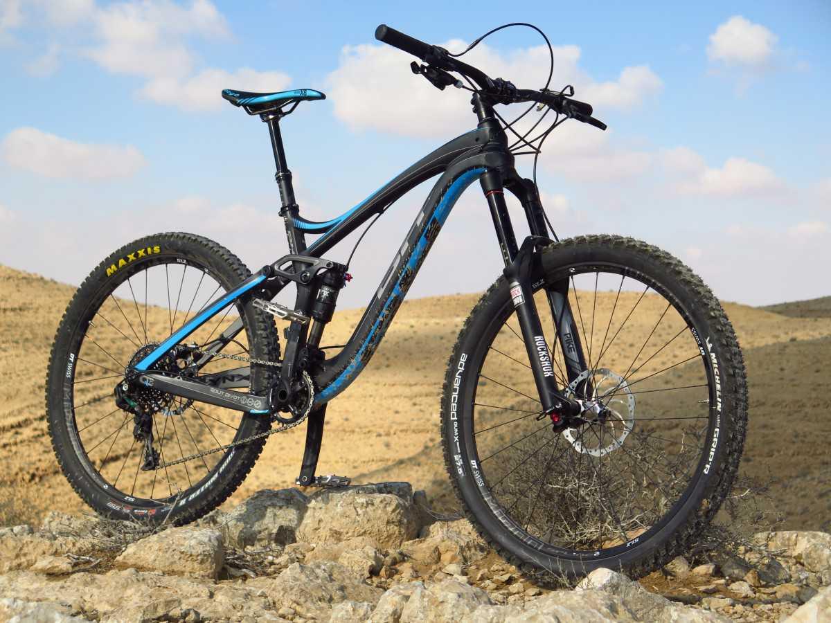 מבחן אופניים BH LYNX 6. שלדת קרבון יפנית, רכיבי קצה וגיאומטריה עליזה. אופני אנדורו במיטבם ובמחיר מאד תחרותי. צילום: רוני נאק