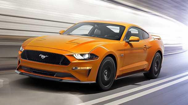 פורד מבטיחה גם גרסה היברידית של מוסטאנג, ושל דגמים רבים נוספים. צילום: פורד