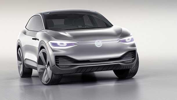 פולקסווגן ID CROZZ - קונספט לרכב פנאי חשמלי עתידי עם שני מנועים והנעה כפולה. האם הבשורה החשמלית תגיע מדרישות שוק הרכב הסיני? צילום: פולקסווגן