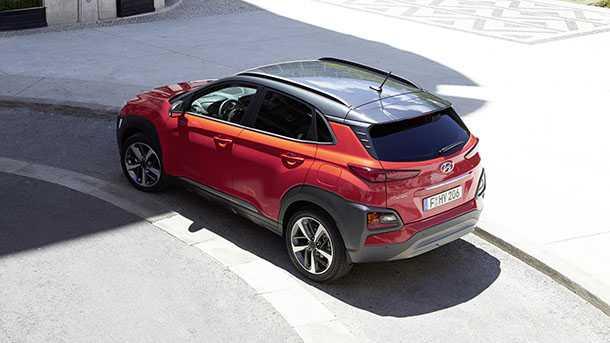 זה יונדאי קונה והוא יגיע אלינו בסוף השנה לתחרות בסגמנט ה-SUV הקטנים. צילום: יונדאי
