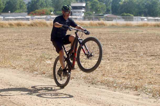 מבחן אופניים BH lynx race - אופני מרתון עם גיאומטריה מודרנית, איבזור מצויין ופוטנציאל מהירות גבוה. צילום: פז בר