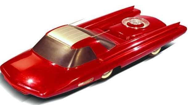 פורד הצילה את העולם בזה שלא ייצרה מעולם את הניוקלאון בעל ההנעה הגרעינית. צילום: ארכיון פורד