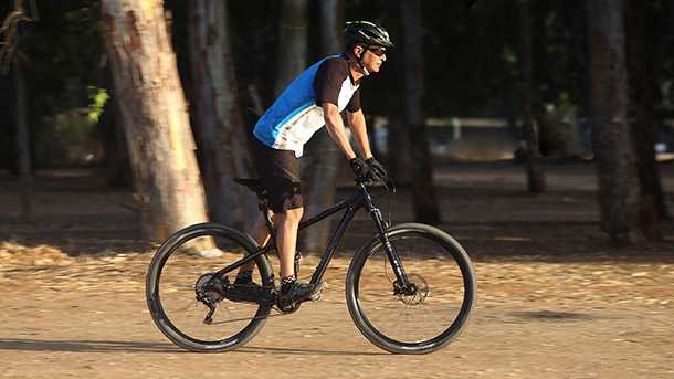 מבחן אופניים ברגמונט קונטרייל 7.0. אופני 29 שיכוך מלא, חסונים ומצויידים לשימוש כללי. צילום: פז בר