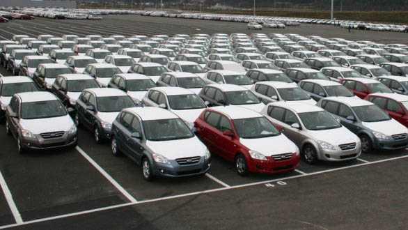 מעל 160 אלף מכוניות נמכרו גם במחצית הראשונה של 2017. צילום: קיה
