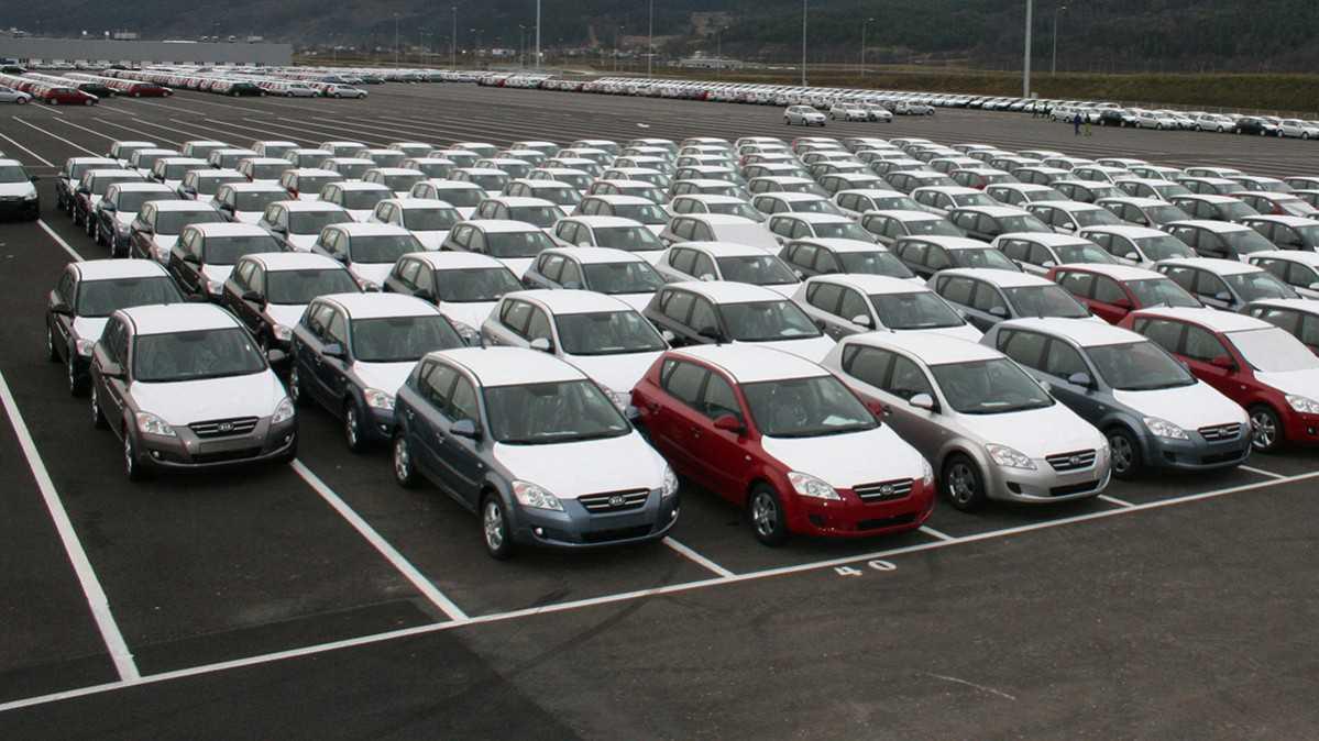 כ-165 אלף מכוניות חדשות ימסרו במחצית השניה של 2017 - מספר דומה לזה של 2016. צילום: קיה
