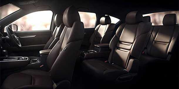 מאזדה בקדימון לרכב פנאי שטח עם 7 מושבים לשוק האירופאי. מאזדה CX-8. צילום: מאזדה