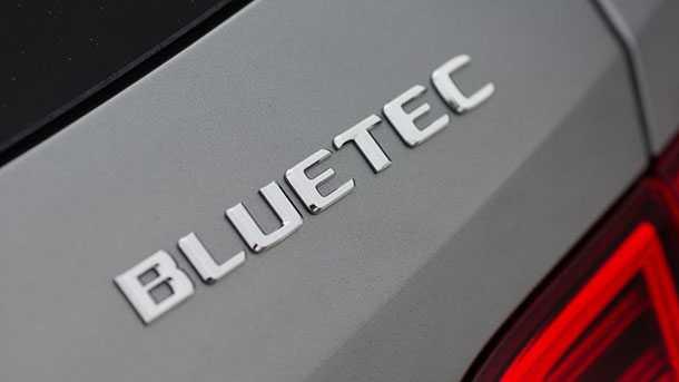 האם נחשף קרטל דיזל של יצרני הרכב הגרמניים? כאן מרצדס דיזל צילום: מרצדס