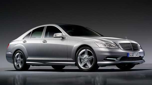 מרצדס S500 ממודל 2009 - חפשו היטב רכב נקי ותגלו אהבה. צילום: מרצדס