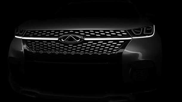 CHERY הסינית עתידה לחושף רכב פנאי קומפקטי המיועד לשוק האירופאי כבר בחודש הבא. צילום: צ'רי