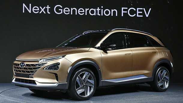 הדור הבא של רכבי הפנאי מונעי תאי הדלק מבטיח פאר וגם טווח. צילום: יונדאי