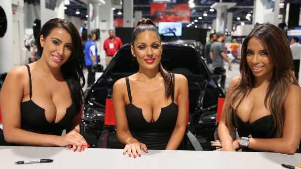 מדוע מאבדים עניין בתערוכות הרכב? צילום: SEMA