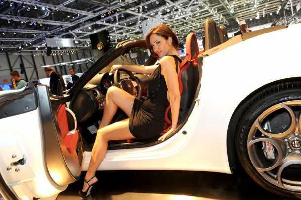 מדוע מאבדים עניין בתערוכות הרכב? צילום: אלפא