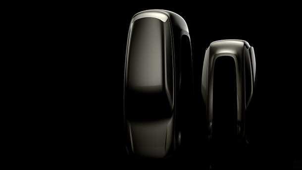 פסל לנוי של קונספט העיצוב המיניאמליסטי של לנד רובר. כדי שיהיה על מה לדבר בסלון בשישי. צילום: לנד רובר