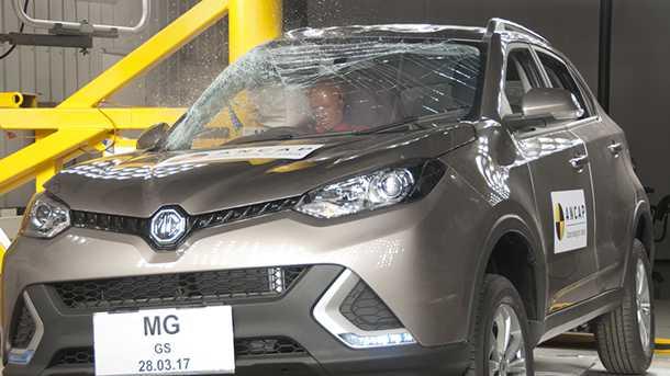 חמישה כוכבי בטיחות ראשונים אי פעם לרכב מתוצרת סין. החדשות הטובות הן שהוא יגיע גם לישראל. צילום: ANCAP