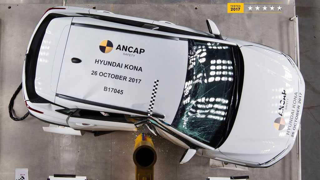 מבחני ריסוק אחרונים באוסטרליה - ANCAP - קובעים שלא כל רכבי הפנאי מהדור האחרון מקבלות ציון מירבי. צילום: ANCAP