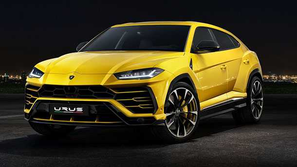 למבורגיני אורוס - רכב הפנאי שטח פאר של מותג העל האיטלקי בבעלות קבוצת VW. צילום: למבורגיני