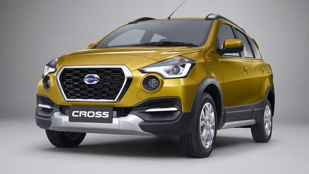 דאטסון קרוס - SUV זול עממי ונגיש לשווקים מתפתחים. צילום: ניסאן