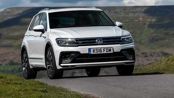 פולקסווגן טיגואן החדש - למרות הסקנדלים אירופה ממשיכה לקנות את מוצרי וולפסבורג. רכב הפנאי השני הנמכר ביותר. צילום: VW