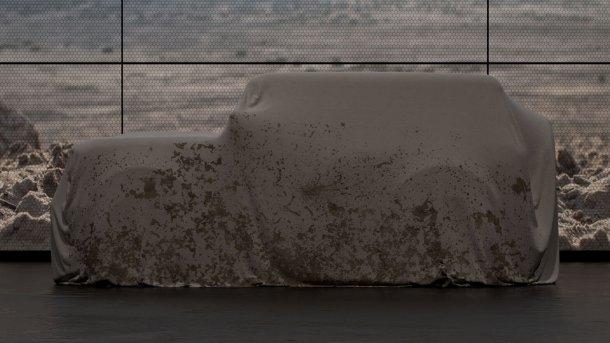 זה פורד ברונקו החדש אשר עתיד להיות מוצג בקרוב - והוא כבר נראה לנו סבבה. צילום: פורד