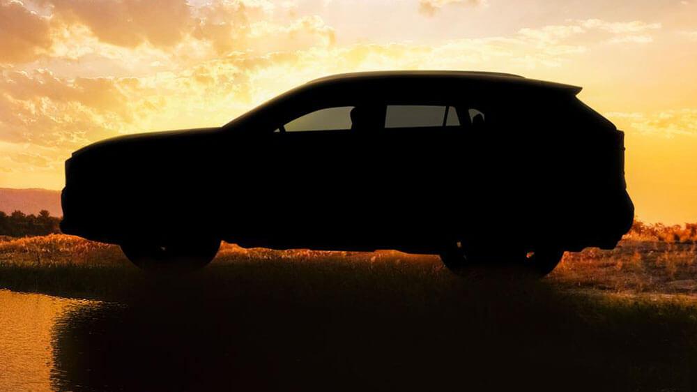 קדימון של טויטה ראב 4. טויוטה תציג בקרוב את טויוטה ראב 4 החדש - מוותיקי רכבי הפנאי במהדורה חדשה ומסקרנת. צילום: טויוטה