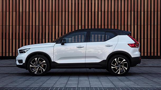 וולוו XC40 היא מכונית השנה באירופה לשנת 2018. ובצדק. צילום: וולוו